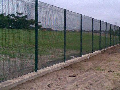 Clear View Fencing