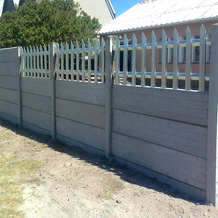 Image result for wall fencing